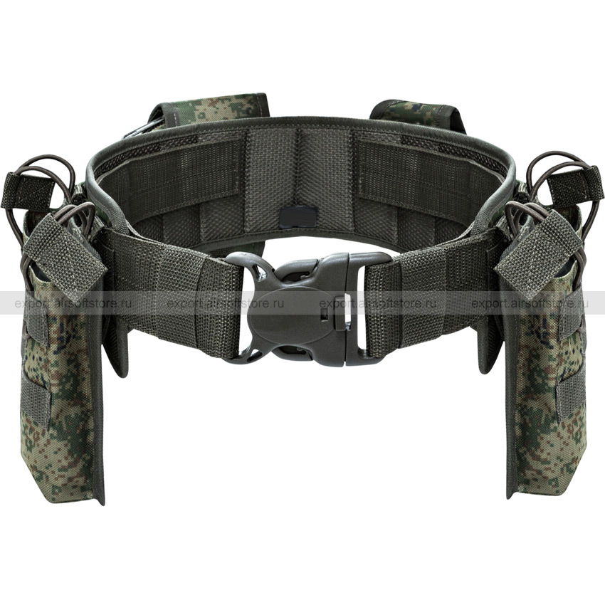 Tactical MOLLE belt with pouches (Azimuth SS) (Russian ...