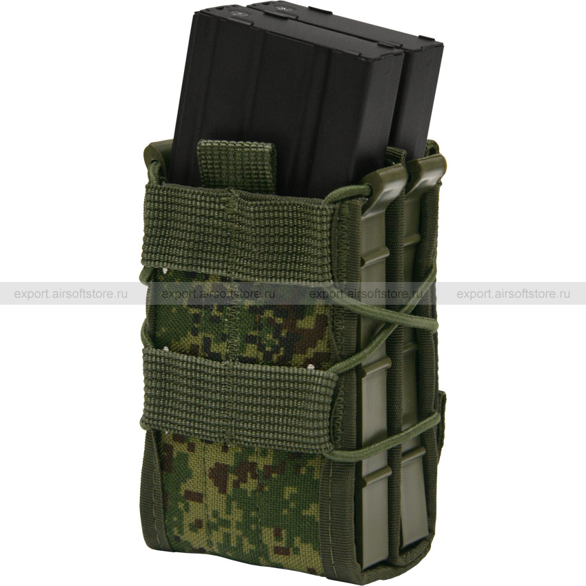 Fast double mag pouch (Stich Profi) (Russian pixel ...