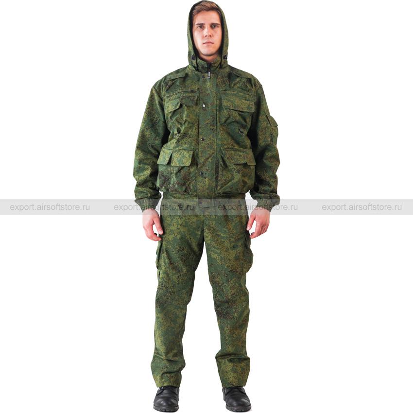 """Uniform set """"Gerkon Commando"""" (Russian pixel) (44-46 ..."""