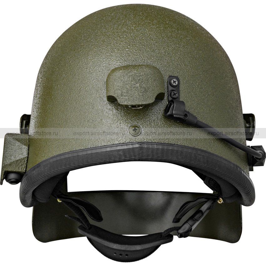 Altyn Helmet With Visor Replica Bastion Olive
