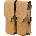 AK/RPK pouch for 4 mags (WARTECH) (Coyote Brown)