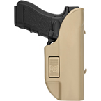 Alpha MOLLE holster for Glock (Stich Profi) (Coyote)