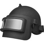 Altyn Helmet with visor (replica) (BASTION) (Black)