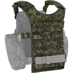 "Back module for ""Alpha"" vest (ANA) (Russian pixel)"