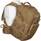 "Backpack ""Alpha"" 25 liter (ANA) (Coyote Brown)"