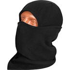 "Balaclava ""Sniper"", fleece (East-Military) (Black)"