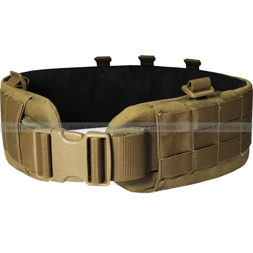 battle belt mk1 wartech coyote brown airsoft store