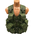 "Battle vest ""Rock"", version 2 (Sotnik) (Russian pixel)"