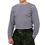 Cold weather telnyashka with long sleeves (URSUS) (Dark blue)
