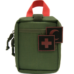 Detachable medical pouch #2 (Stich Profi) (Olive)