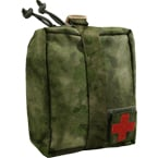 Detachable medical pouch (WARTECH) (A-TACS FG)