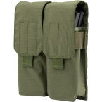 Double AK mag pouch (Ars Arma) (Olive)