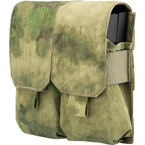Double M4/M16 mag pouch (Ars Arma) (A-TACS FG)