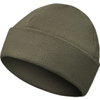 Double fleece hat with cuff (Keotica) (Olive)