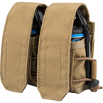 Double hand-grenade pouch (universal type) (WARTECH) (Coyote Brown)
