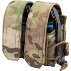 Double hand-grenade pouch (universal type) (WARTECH) (Multicam)