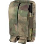 Double pistol magazine pouch (Stich Profi) (Moss)