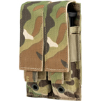 Double pistol mag pouch (Ars Arma) (Multicam)