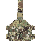 Drop leg MOLLE panel #1 (Stich Profi) (Multicam)