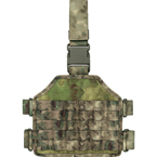 Drop leg MOLLE panel #1 (Stich Profi) (Moss)
