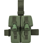 Drop leg platform with double AK mag pouches (Azimuth SS) (Olive)
