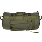 Duffel bag with shoulder straps, 100 liter (WARTECH) (Olive)