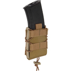 Fast Magazine Pouch (single) (ANA) (Coyote Brown)