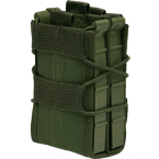 Fast double mag pouch (Stich Profi) (Olive)