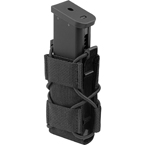 Fast pistol mag pouch (WARTECH) (Black)