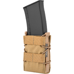 Fast single M/AK mag pouch (WARTECH) (Coyote Brown)