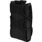 Fast single mag pouch (Stich Profi) (Black)