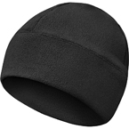Fleece hat (Keotica) (Black)