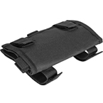 Forearm Map Pouch (East-Military) (Black)