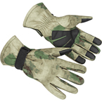 Gloves MPA-54, Softshell fabric (Magellan) (Moss [A-TACS FG])