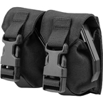 Grenade pouch AA-Eagle (double) (Ars Arma) (Black)