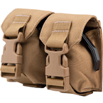 Grenade pouch AA-Eagle (double) (Ars Arma) (Coyote Brown)