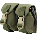 Grenade pouch AA-Eagle (double) (Ars Arma) (Olive)