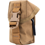 Grenade pouch AA-RF (single) (Ars Arma) (Coyote Brown)