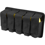 Grenade pouch for under-barrel grenade launcher (5 grenades) (Azimuth SS) (Black)