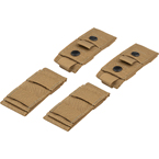 Kit of universal MOLLE adapters for StKSS (Ars Arma) (Coyote Brown)