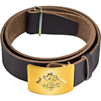 Leather waist belt RPS-07-10,