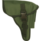 MOLLE holster for APS, closed top (Azimuth SS) (Olive)