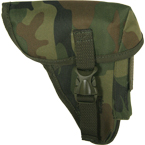 MOLLE holster for PM, closed top (Azimuth SS) (Camouflage)