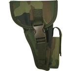MOLLE holster for TT, closed top (Azimuth SS) (Camouflage)
