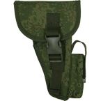 MOLLE holster for TT, closed top (Azimuth SS) (Russian pixel)