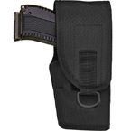 MOLLE holster for PYa Grach, closed top (Stich Profi) (Black)