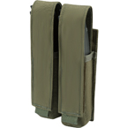 MP5/Vityaz double mag pouch (Ars Arma) (Olive)