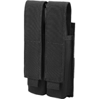 MP5/Vityaz double mag pouch (Ars Arma) (Black)