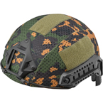 Ops-Core / Fast Carbon Mesh Helmet cover (East-Military) (Lyagushka)