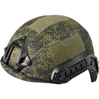 Ops-Core / Fast Carbon Mesh Helmet cover (East-Military) (Russian pixel)